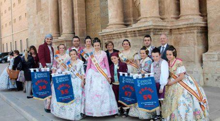 Cuatro fallas de Catarroja entre las mejores de la Comunitat por el uso del valenciano en sus llibrets