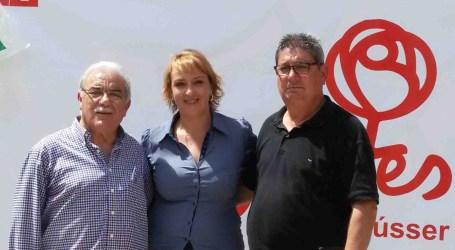 200 personas celebran el Día del Militante del PSPV-PSOE de Benetússer