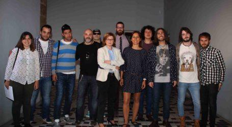 Sandra Fornàs guanya el premi al millor cartell del Festival Rock d'Alaquàs