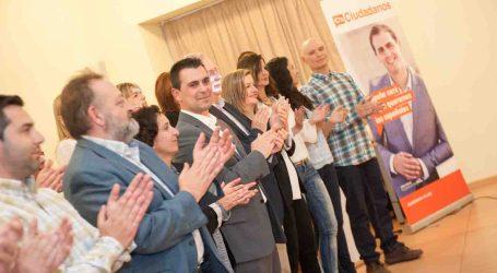 Ciudadanos Burjassot presenta su candidatura «para ayudar al comercio y a la industria de verdad»