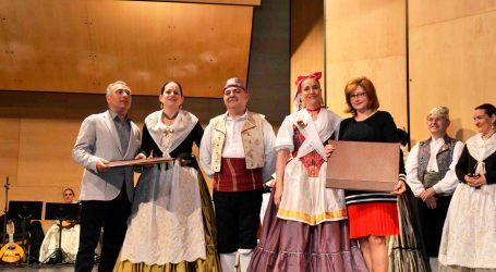 El Grup de Danses l'Olivar estrena el Fandango del Castell d'Alaquàs