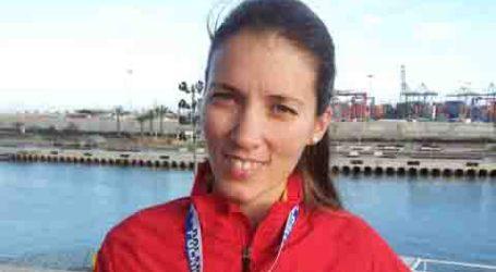 La atleta de Catarroja Laura Rodas, campeona de Europa
