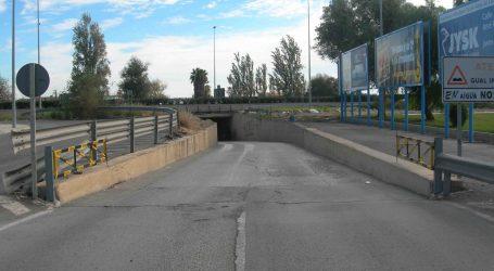 En marcha las obras para mejorar el Pont de Pedra de Alfafar