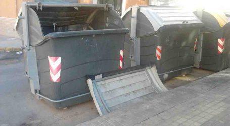 Sagredo promete más contenedores de basura y puntos de reciclaje en Paterna