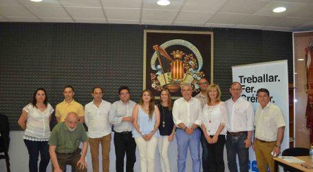 El PP de Moncada se reúne con distintas asociaciones municipales para trasladarles sus propuestas