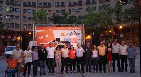 Los candidatos de Compromís de l'Horta Sud se citaron en Torrent y se reivindican como la alternativa