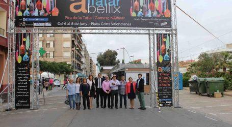 Este fin semana disfruta de la Feria de la Tapa y el Comercio de Alfafar
