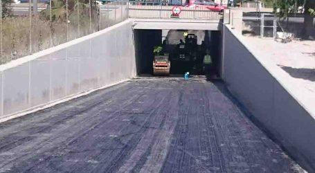 Terminan las obras en el Pont de Pedra que une Alfafar y Sedaví
