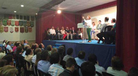 El PP de Quart presenta su candidatura que lidera Amparo Mora