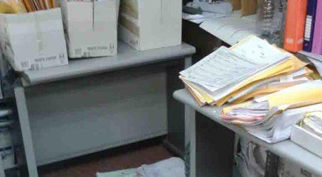 CSI-F denuncia el deterioro del juzgado número 2 de Mislata agravado por las lluvias
