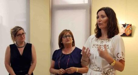Verónica Deltoro expone en la casa de la Dona de Mislata