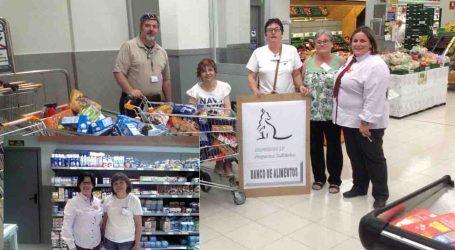 Kanguros LV recoge 800 kilos de alimentos que destinará a las familias más necesitadas de Burjassot