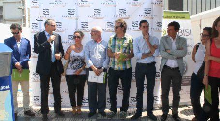 Burjassot ya cuenta con parada de bicicletas públicas en Nuevo Centro, Valencia