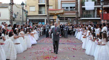 Manises celebra el Corpus Christi
