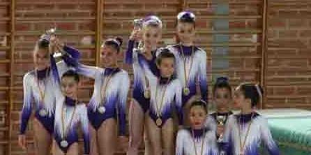 El Club Dinamic de Manises cosecha magníficos resultados en el campeonato de España