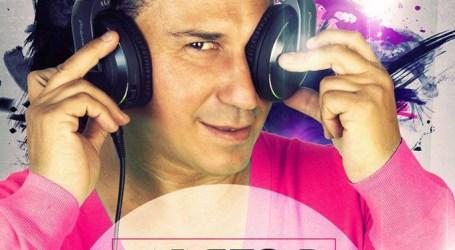El DJ valenciano Víctor Pérez va tercero en el ranking de 'Hechos de Talento'