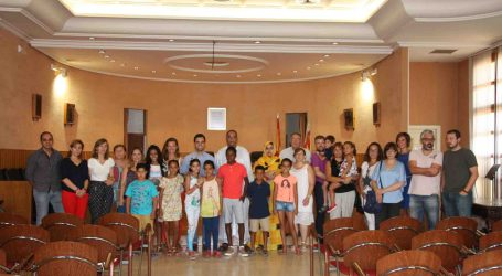 Paterna acoge a 8 niños saharauis a través del programa 'Vacaciones en Paz'