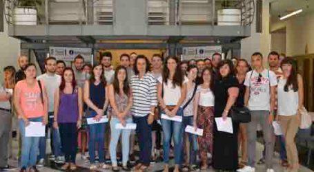 39 estudiantes comienzan su beca en el Ayuntamiento de Quart de Poblet