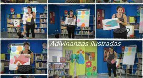 'Un verano de cuento', en la Biblioteca Municipal de Xirivella