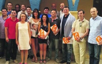 La portavoz de Ciudadanos, Carolina Punset, visita Benetússer para reunirse con concejales de l'Horta