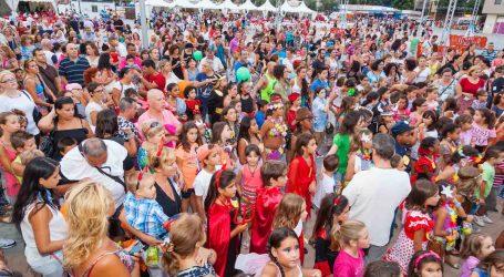 Los más pequeños, protagonistas por un día de las fiestas de Mislata