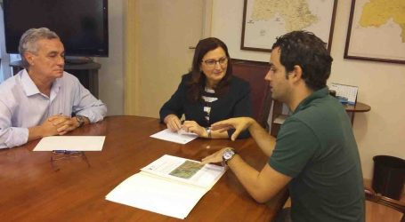 CHJ y Paterna impulsarán un convenio para garantizar el mantenimiento del Parque Fluvial del Turia