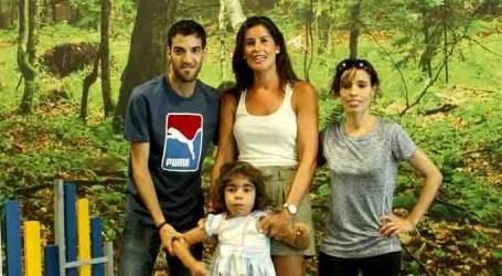 Volta a peu solidaria en Massanassa por Daniela