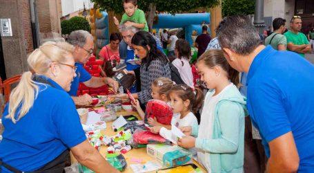 Mislata celebra la 'Festa de germanor fallera' en la que participan las 11 comisiones falleras