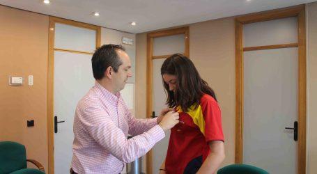 La joven de Aldaia Eva Coronado logra un bronce en el Mundial de Ecuador
