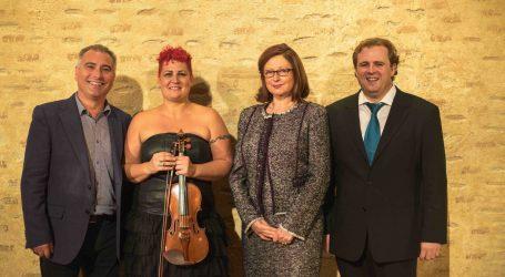 L'Orquesta del Castell es va presentar el dissabte en Alaquàs