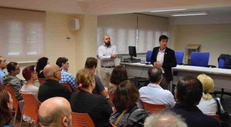 24 desempleados comienzan el taller de empleo Burja-Natura de Burjassot