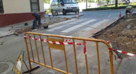Paterna mejora la accesibilidad de sus calles