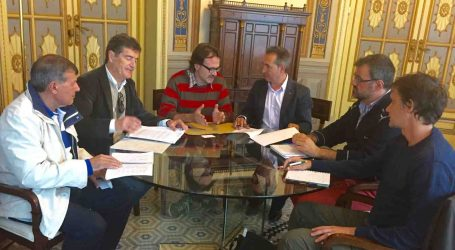 Xirivella y Valencia, unidas contra la contaminación acústica de los aviones