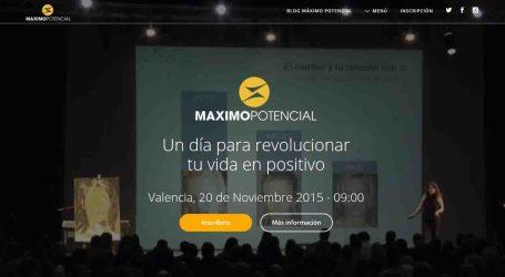 Llega a Paterna el seminario 'Un día para revolucionar tu vida en positivo'