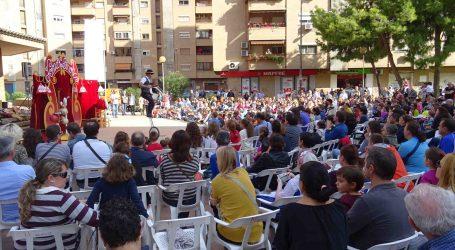 Más de 7.000 personas disfrutan en Xirivella de la Mostra Internacional de Pallassos