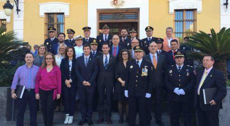 Burjassot rinde homenaje a su Policía Local