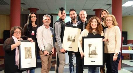 Burjassot entrega los premios de escaparatismo y continuidad e innovación de la Asociación de Comercio