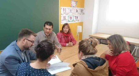 Alfafar busca colaboración de la Conselleria para seguir trabajando por los vecinos del municipio