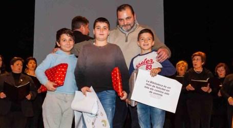 Mislata celebra su Fiesta de navidad con los escolares