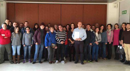 Massamagrell pone en marcha el Taller de Empleo Molí de Baix V con el que ha contratado a 29 vecinos