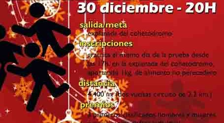 Paterna celebra mañana la tradicional San Silvestre solidaria