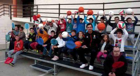 El Servei Municipal d'Esports de Paiporta rep nou material esportiu