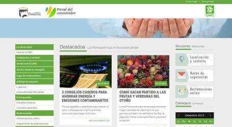 La Oficina Muncipal de Información al Consumidor de Paterna estrena nueva web