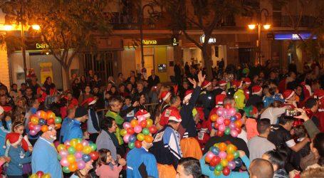 Más de 1.300 corredores toman la salida en la II San Silvestre solidaria de Aldaia