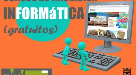 Burjassot programa un nuevo curso de alfabetización informática