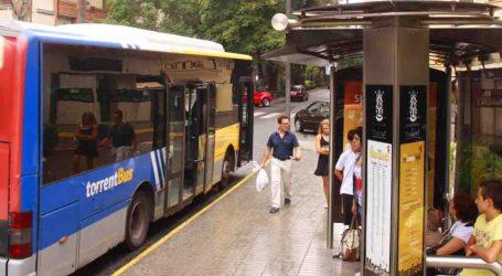 Estudiantes, pensionistas y desempleados viajarán gratis en TorrentBus