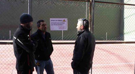 Paterna comença els treballs de millora del Frontó de la Vinya de l'Andalús