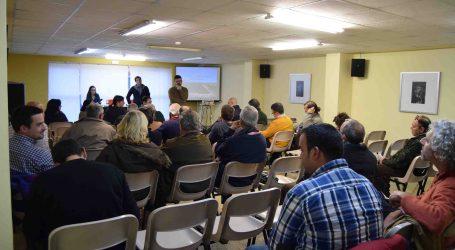 Los agricultores de Burjassot trasladan sus preocupaciones en la primera reunión del Consell Agrari