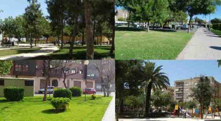 Col.lectius i centres educatius de Xirivella plantaran més de 50 arbres
