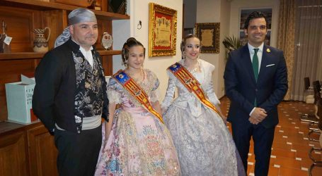 Les falles 2016 ja han arribat a Paterna